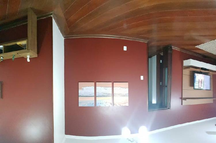 Apto 121 m2 - reformado - dce