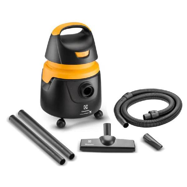 Aspirador de pó e água 1250w acqua power electrolux 10l