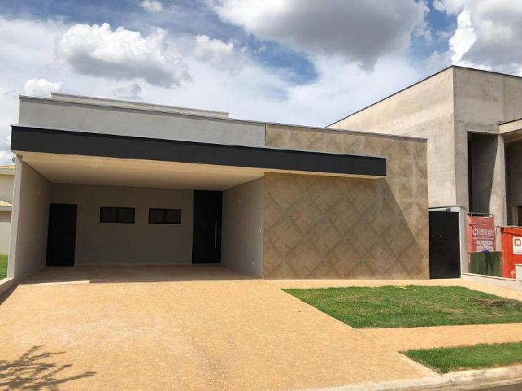 Casa no condomínio terras di siena - santa barbara