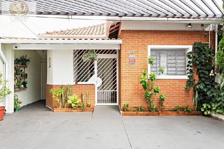 Casa para venda em são paulo, moema, 3 dormitórios, 2