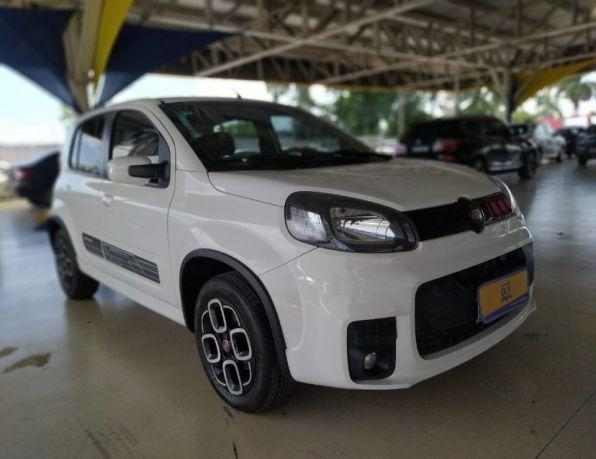 Fiat uno sporting dualogic 1.4 evo flex 8v 4p flex -