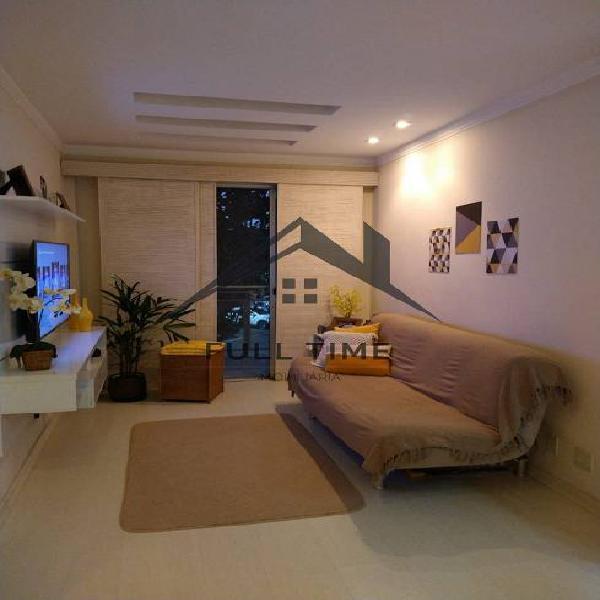 Lindo apartamento a venda com 2 quartos na barra da tijuca -
