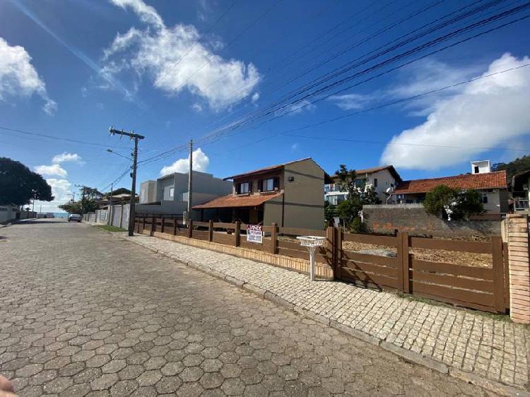 Lote/terreno para venda possui 246 metros quadrados em praia