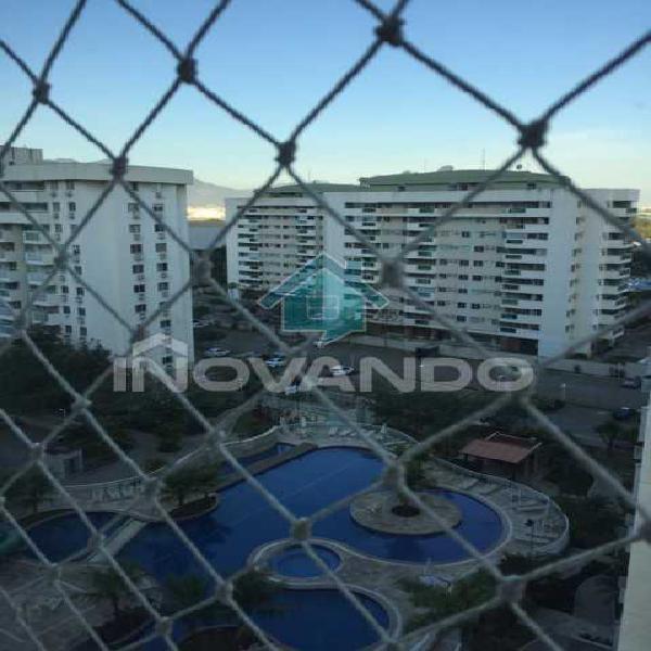 Rio de janeiro - apartamento padrão - camorim