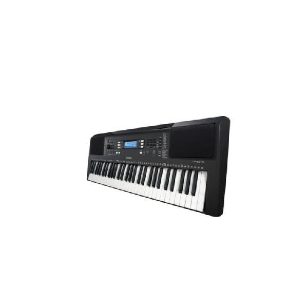 Teclado musical eletrônico yamaha psr-e373 61 teclas com