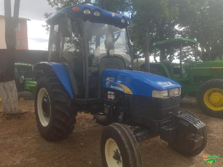 Trator new holland tt 4030 4x2 ano 13