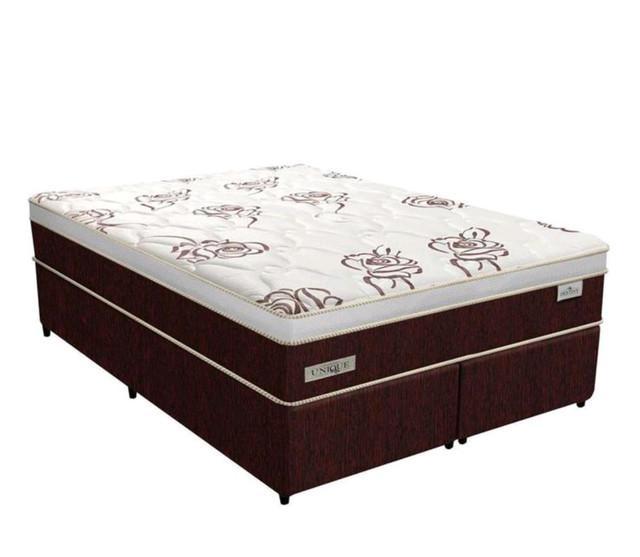 Cama box plumatex 350,00
