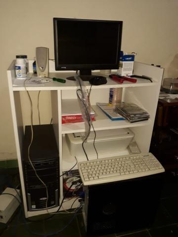 Computador pentium dual cpu 2.4 ghz
