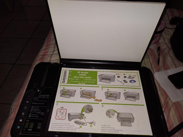 Impressora hp wireless muito nova