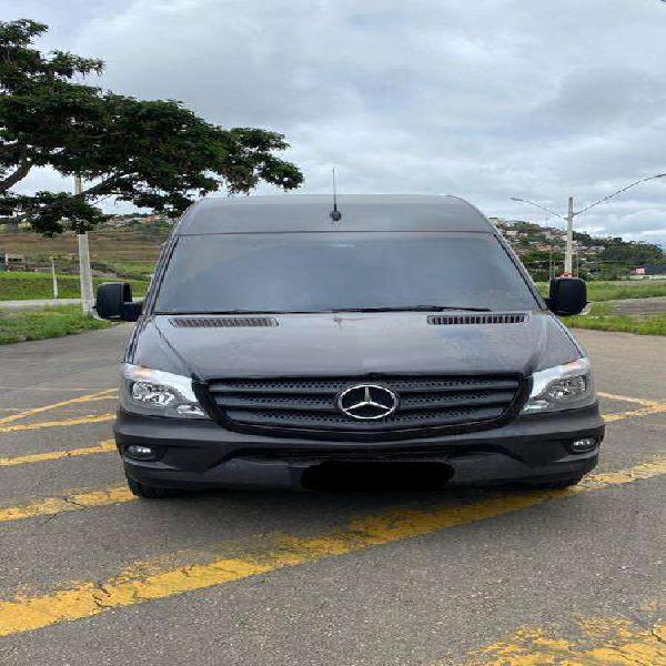 Mercedes-benz sprinter 415 van luxo t.a. 2.2 diesel