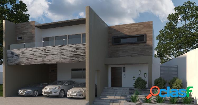 Casa inteligente en venta en santa isabel carretera nacional