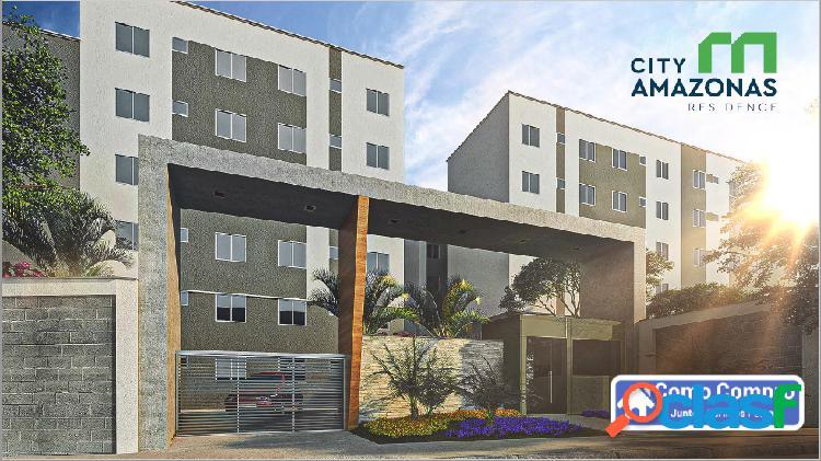 Apartamento em belo horizonte fácil acesso a av amazonas
