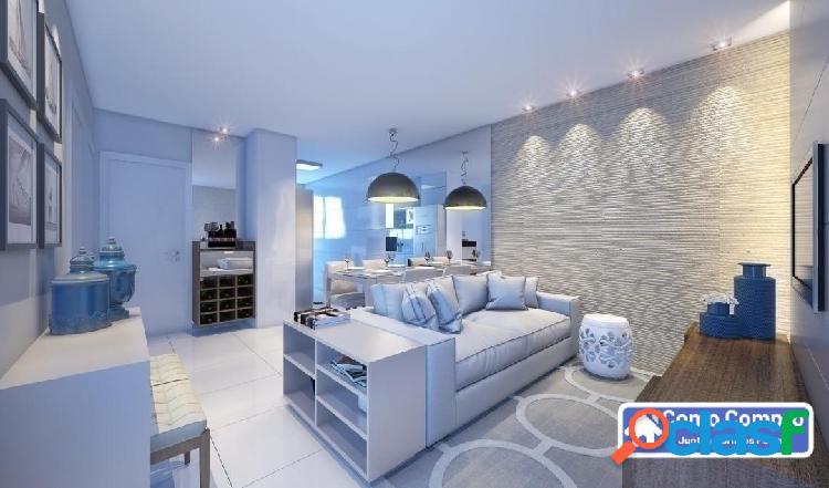 Apartamento em santa luzia dois quartos entrada facilitada
