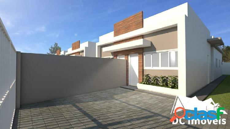 Casa com 2 dormitórios, 60m², massaguaçu - caraguatatuba/sp