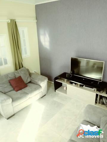Casa com 2 quartos, 70m² - pontal de santa marina - caraguatatuba/sp