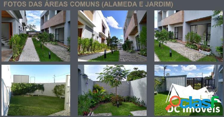 Sobrado com 2 dormitórios, 115m² - pontal santa marina - caraguatatuba/sp