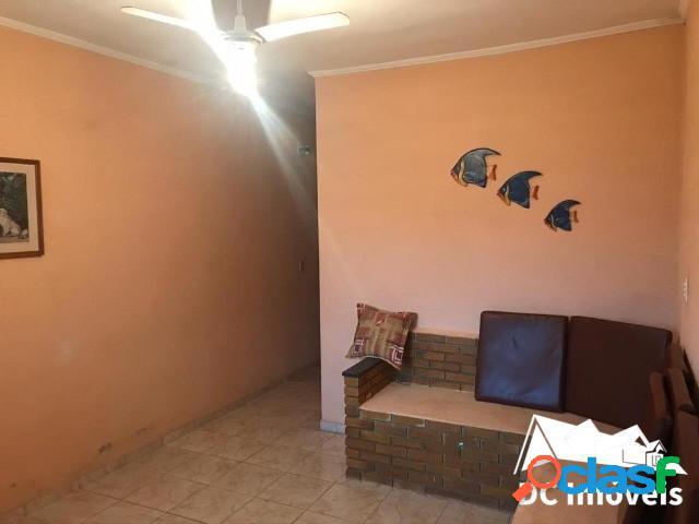 Casa com 2 dormitórios, 100m², pontal de santa marina - caraguatatuba/sp