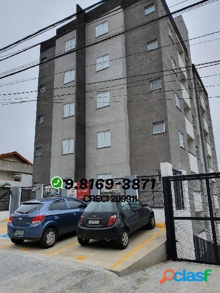 Apartamentos no jordanópolis, com 2 dorms, sendo 1 suíte