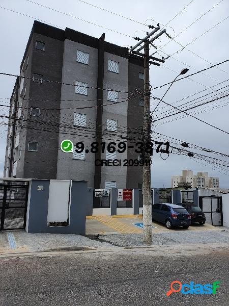 Apartamentos no Jordanópolis, com 2 dorms, sendo 1 Suíte 1