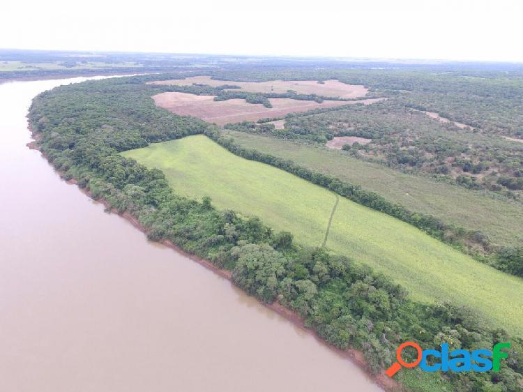 Fazenda com 855 hectares na cidade de garruchos (rs)