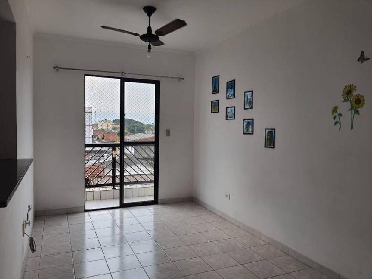 Apartamento 1 dorm - aviação - praia grande - sp