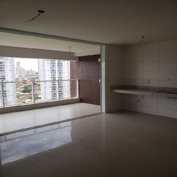 Apartamento 3q suítes 2 vagas garagem 93,90m² em frente ao