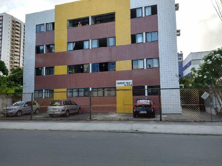 Apartamento - candeias (excelente área)
