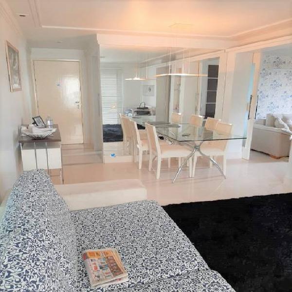 Apartamento a venda de 64m² com 2 quartos sendo 1 suite e 1