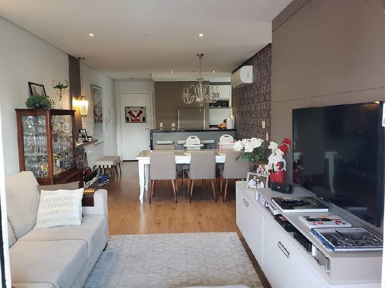 Apartamento mobiliado/decorado/equipado - pronto para morar