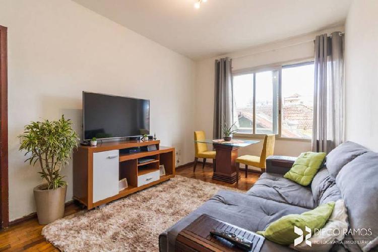 Apartamento à venda de 77m² com 2 dormitórios no bairro