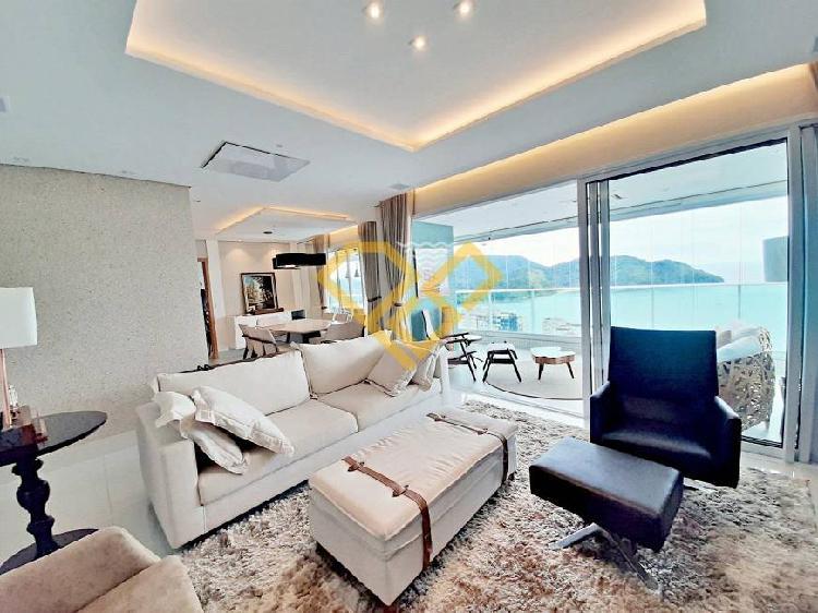 Apartamento vista mar • varanda gourmet • 3 suítes •