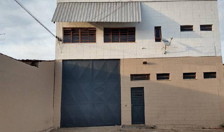 Barracão industrial / comercial - venda - 295 m2