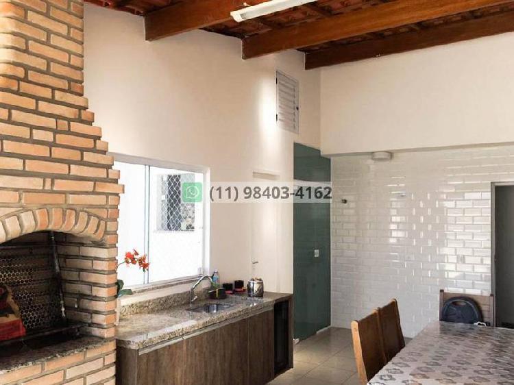 Cobertura condomínio vila assunção santo andré com 124