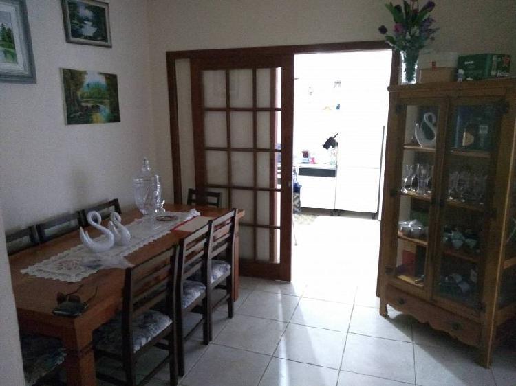 Casa 3 quartos com suite 124m2 centro palhoca