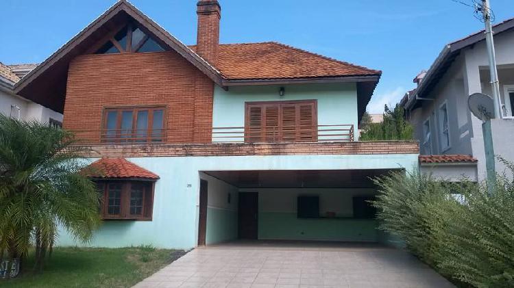 Casa condomínio alphaville 12 - santana de parnaíba -sp
