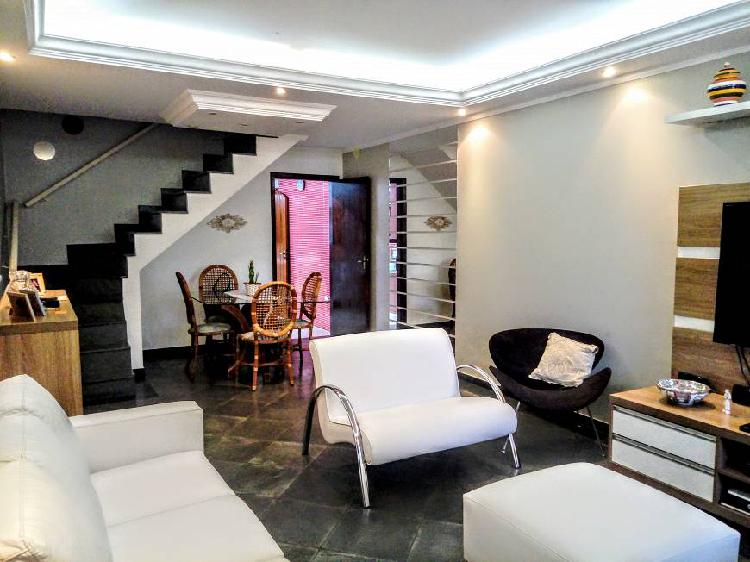 Casa de vila perto metrô vila madalena com 130 m², 3