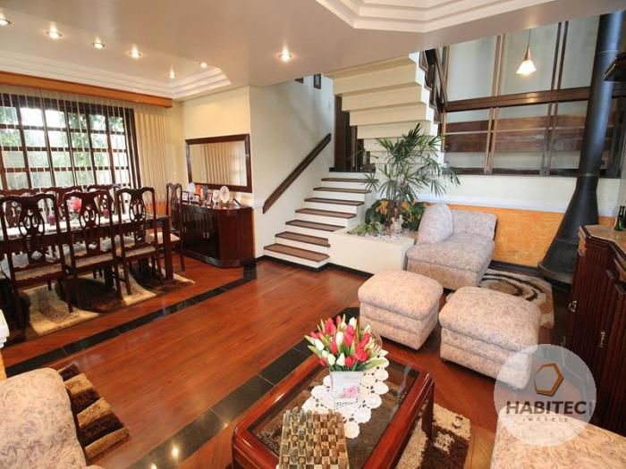 Casa no bacacheri de 313,00 m2 com 4 quartos - 9481-habitec