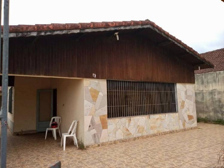 Casa térrea com 143 m² balneário flórida - praia grande.