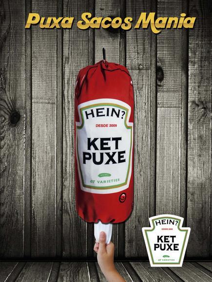 Puxa saco divertido modelo ketpuxe
