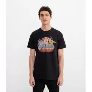 Primeira compra] camiseta manga curta estampa he