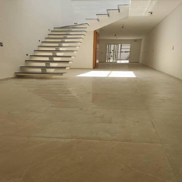 Sobrado novo à venda, 3 suítes 160 m² - perto metrô vila