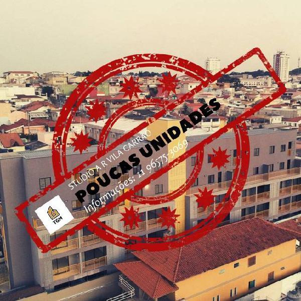 Studio/loft a venda com 33m² em vila carrão - são paulo -