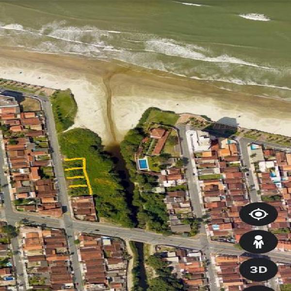 Terreno praia grande a 100m da praia. ideal para