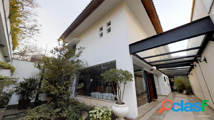 Ampla casa com 5 dormitórios no bairro planalto paulista