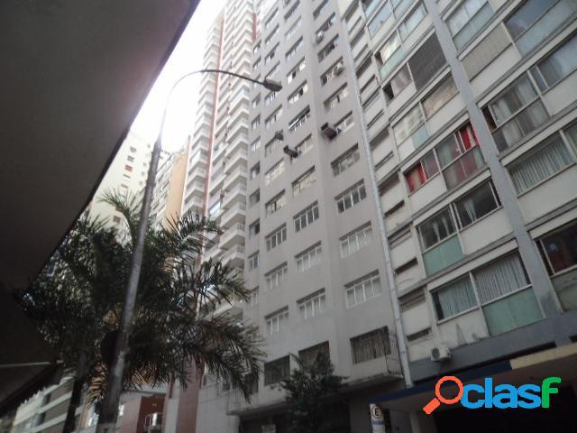 Apartamento locação kit net consolação / centro