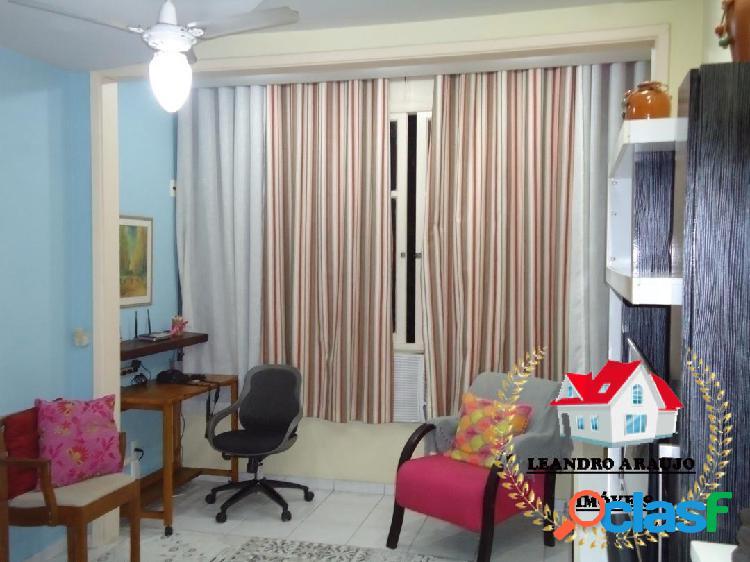 Av. nossa senhora de copacabana - sala, quarto, cozinha americana e área