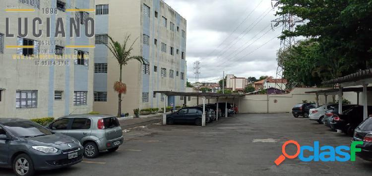 Apartamento com 2 dormitórios no jardim ismênia - vl. industrial sjc
