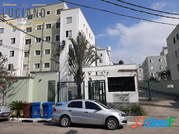 Apartamento 2 dormitórios 46m2 monte castelo jussara sjc