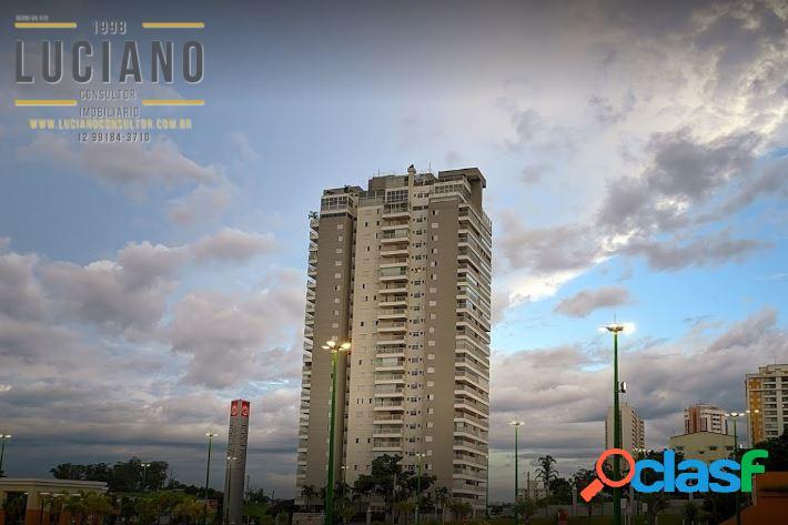 Apartamento 3 dormitórios suíte 101m2 no jardim satélite sjc