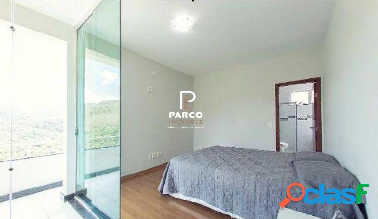 Casa moderna 04 quartos a venda no condomínio passárgada